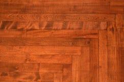 Fondo di legno di struttura della plancia del pavimento Immagine Stock