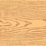 Fondo di legno di struttura di Brown nel formato quadrato Fotografie Stock Libere da Diritti