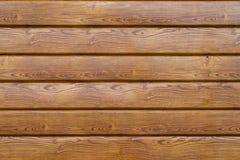 Fondo di legno di struttura di Planked Immagini Stock