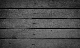Fondo di legno grigio Fotografia Stock Libera da Diritti