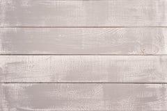 Fondo di legno grigio chiaro delle plance immagini stock libere da diritti