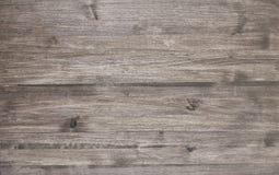 Fondo di legno leggero d'annata Vista superiore Immagini Stock Libere da Diritti