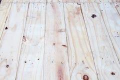 Fondo di legno leggero di struttura della parete immagini stock libere da diritti