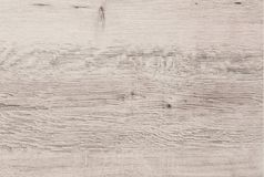 Fondo di legno leggero di struttura, plance di legno bianche Legno lavato vecchio lerciume, vista superiore dipinta del modello d fotografia stock libera da diritti