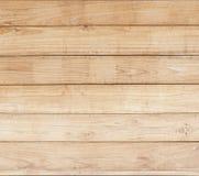 Fondo di legno marrone chiaro Immagini Stock