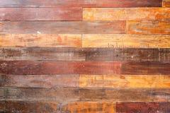 Fondo di legno marrone di alta risoluzione di struttura Immagine Stock Libera da Diritti