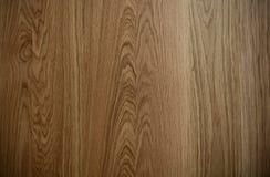 Fondo di legno marrone naturale Immagini Stock Libere da Diritti
