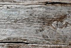 Fondo di legno misero grigio naturale Fotografia Stock Libera da Diritti