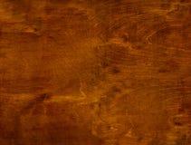 Fondo di legno naturale di Brown fotografie stock