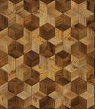 Fondo di legno naturale, struttura senza cuciture di progettazione della pavimentazione del parquet di lerciume Fotografie Stock Libere da Diritti