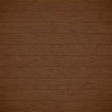 Fondo di legno realistico del modello della plancia Illustrazione dei precedenti di legno scuri naturali Immagine Stock Libera da Diritti