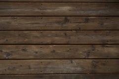 Fondo di legno ripreso Immagini Stock Libere da Diritti