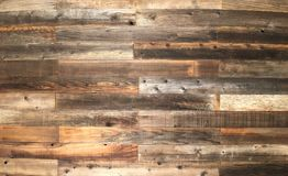 Fondo di legno rustico del bordo Fotografie Stock Libere da Diritti