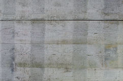 Fondo di legno stagionato Fotografia Stock Libera da Diritti