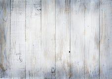 Fondo di legno di struttura decorativa bianca per il retro concetto Fotografie Stock