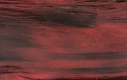 Fondo di legno di struttura decorativa rossa per il retro concetto Fotografie Stock