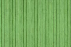 Fondo di legno di struttura del modello di lerciume verde, plance di legno Fotografie Stock Libere da Diritti