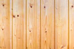 Fondo di legno di struttura della plancia, allineamento verticale Immagine Stock Libera da Diritti