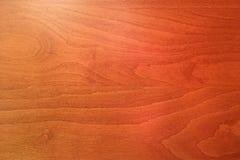 Fondo di legno di struttura, quercia rustica stagionata leggera pittura verniciata di legno sbiadita che mostra struttura della v fotografia stock