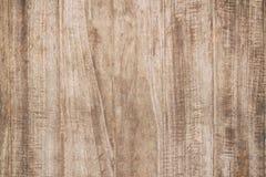 Fondo di legno di superficie astratto di struttura della tavola Chiuda su di buio Immagine Stock
