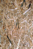 Fondo di legno urgente del pannello Fotografia Stock Libera da Diritti