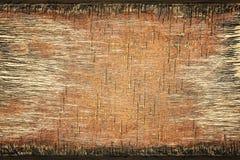 Fondo di legno, vecchio compensato stagionato invecchiato di struttura di legno del grano Immagine Stock Libera da Diritti