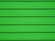 Fondo di legno verde-cupo della carta da parati di struttura Immagine Stock