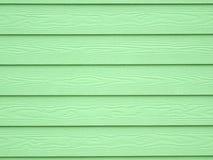 Fondo di legno verde della carta da parati di struttura Fotografie Stock