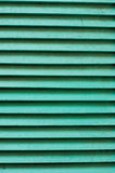 Fondo di legno verde scuro di struttura Fotografia Stock