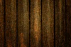 Fondo di lerciume dalla parete di legno della palma da zucchero Fotografie Stock