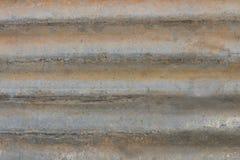 Fondo di lerciume dello zinco Fotografia Stock Libera da Diritti