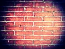 fondo di lerciume di struttura del muro di mattoni Immagini Stock Libere da Diritti