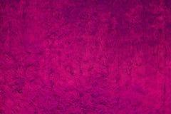 Fondo di lusso fucsia porpora rosa astratto del velluto Velluto pl Fotografie Stock