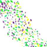 Fondo di Mardi Gras Fotografie Stock