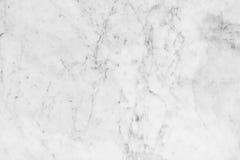 Fondo di marmo bianco di struttura (di alta risoluzione) Fotografia Stock Libera da Diritti