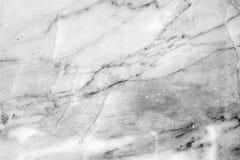Fondo di marmo in bianco e nero del modello Fotografia Stock Libera da Diritti