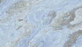 Fondo di marmo blu-chiaro Immagini Stock Libere da Diritti