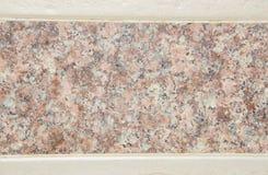 Fondo di marmo del modello Fotografia Stock