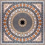 Fondo di marmo 02 del mosaico Fotografie Stock