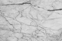 fondo di marmo naturale in bianco e nero di struttura del modello Fotografie Stock Libere da Diritti