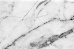 fondo di marmo naturale in bianco e nero di struttura del modello fotografia stock