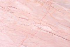 fondo di marmo rosa di struttura spazio in bianco della superficie per progettazione fotografia stock