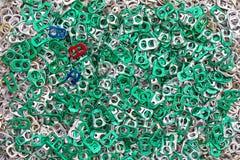 Fondo di molti tirata dell'anello. Immagini Stock Libere da Diritti