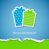 Fondo di Natale Immagine Stock Libera da Diritti