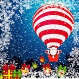 Fondo di Natale Immagini Stock