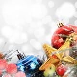 Fondo di Natale Immagini Stock Libere da Diritti