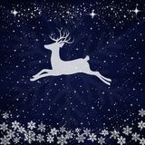 Fondo di Natale - illustrazione illustrazione vettoriale