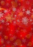 Fondo di Natale - illustrazione Immagini Stock