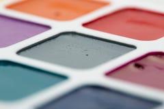 Fondo di nuovi acquerelli Fotografia Stock