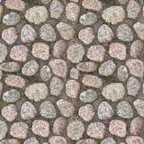Fondo di pietra. Immagini Stock